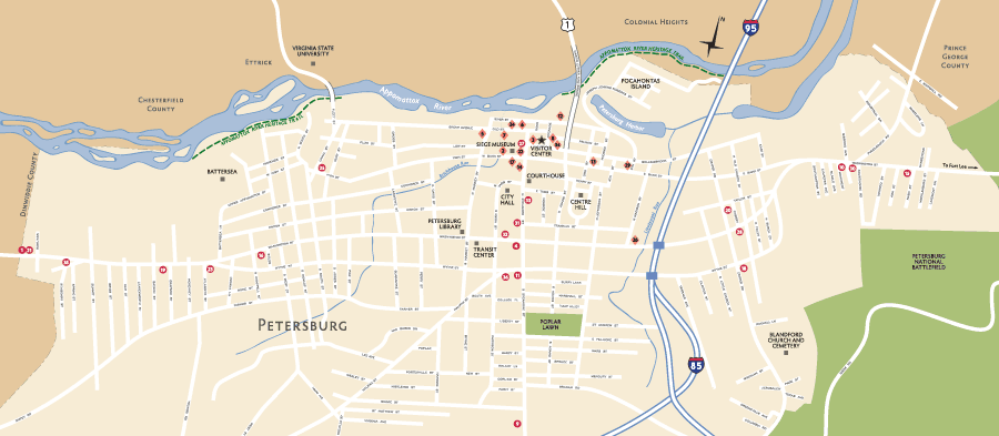 Pburg-restaurant-map